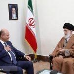Iraq must stand firm against foreign meddlers: Ayatollah Khamenei