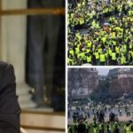 Macron Caves to Yellow Vest Rebellion, Announces Wage Increase and Tax Relief