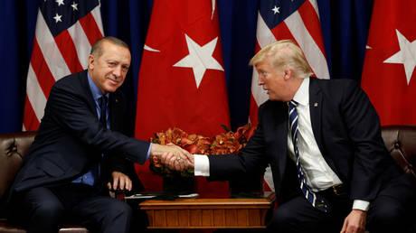 Turkey ready to move into Kurdish-controlled Manbij 'without delay' – Erdogan to Trump