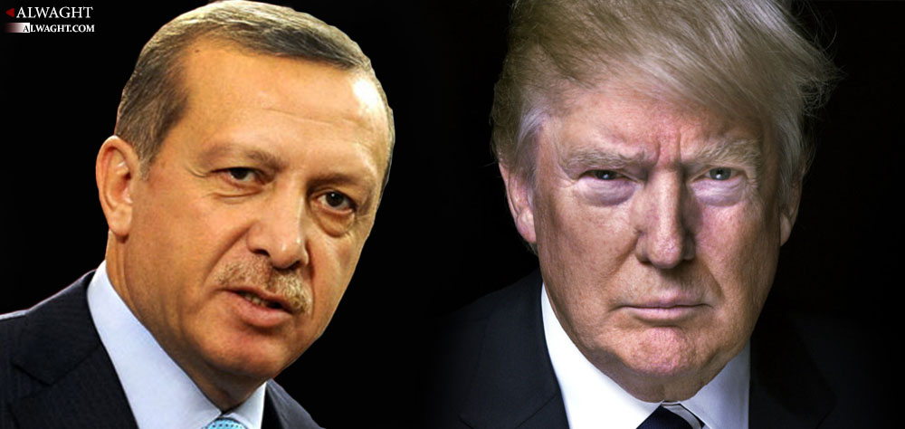 Erdogan to Trump: Turkey ready to take over Manbij security