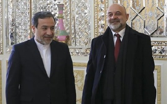 Polish deputy FM in Tehran over anti-Iran conf. due in Warsaw