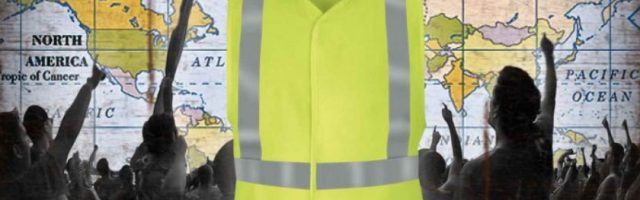 Yellow Vest Movement Has Officially Gone Global