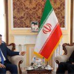Syrian envoy describes ties with Iran as 'strategic'
